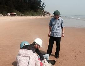 Cập nhật liên tục thiệt hại kinh tế, chất lượng môi trường nước biển ven bờ