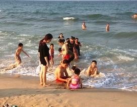 Phát hiện một vài chỉ số cần lưu tâm trong nước biển ven bờ miền Trung