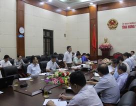 Yêu cầu Chủ tịch tỉnh Hưng Yên tự rút kinh nghiệm