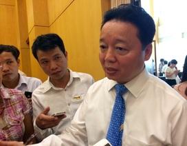 Bộ trưởng Tài nguyên - Môi trường: Xử nghiêm vụ chôn chất thải của Formosa