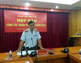 Thanh tra Chính phủ lên tiếng việc thanh tra thương vụ Mobifone - AVG