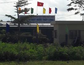 Một trưởng phòng của Sở Kế hoạch và Đầu tư Thái Bình bị kiện