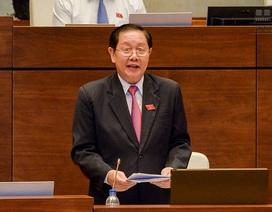 Bộ trưởng Nội vụ xin lùi thông qua Luật về Hội