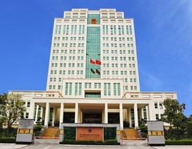 Quy hoạch mạng lưới các đơn vị thuộc Bộ Tài nguyên và Môi trường