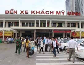 Hà Nội: Không tăng giá vé xe khách dịp nghỉ Tết Dương lịch