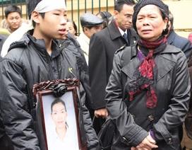 Vụ Cát Tường: Gia đình phản đối mức tiền đền bù cho 2 con nạn nhân