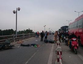 Tai nạn giao thông ở Hà Nội giảm cả 3 tiêu chí trong dịp Tết