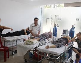 Nhiều người già cấp cứu vì nắng nóng 40 độ C