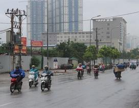 Khắp miền Bắc mưa to, đề phòng lũ quét và sạt lở đất