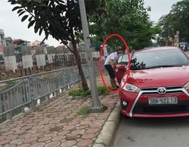 """Yêu cầu Công an Hà Nội xử lý những điểm """"trấn lột"""" tiền đỗ xe ô tô"""