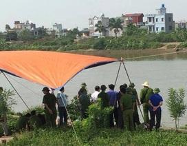 Phát hiện thi thể phụ nữ nổi trên sông, nghi bị sát hại