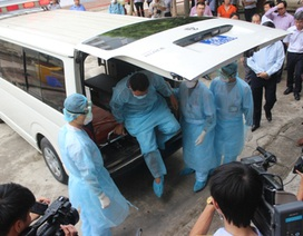 Hà Nội diễn tập phòng chống bệnh Mers-Cov