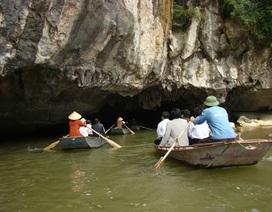 Kỳ ảo hang động Cố Đô