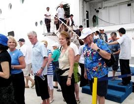 8 tháng đầu năm, khách quốc tế đến Việt Nam tăng gần 8%