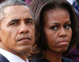 Lại rộ tin đồn vợ chồng Tổng thống Obama sắp ly dị