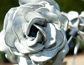 """""""Đồng hoa gốm diệu kỳ"""" chào đón mùa lễ hội London 2012"""