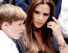 Victoria Beckham đãng trí...