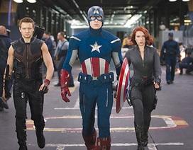 The Avengers đạt kỷ lục với doanh thu phòng vé 1 tỷ đô la