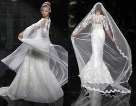Lộng lẫy BST váy cưới của Elie Saab