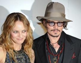 Vanessa Paradis từ chối nói về Johnny Depp