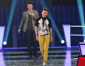 Mr Đàm mặc quần vàng rực trong Giọng hát Việt