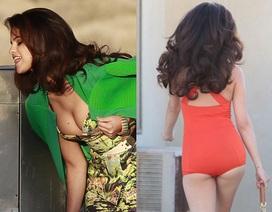 Selena Gomez gợi cảm trong buổi chụp hình mới