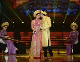 Dương Triệu Vũ - Thanh Thúy đẹp đôi trên sân khấu