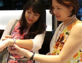 Những chiếc đồng hồ đẳng cấp có mặt tại Hà Nội
