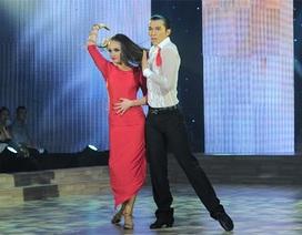 Ngọc Tình dừng chân tại Bước nhảy Hoàn vũ