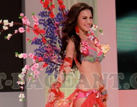 Vẻ đẹp ngọt ngào của tân Hoa hậu Thái Lan