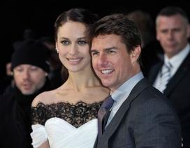 """Bond girl"" đẹp đôi bên Tom Cruise"