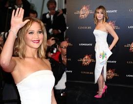 Kiều nữ 9X giành giải Oscar liên tục thay váy áo tại LHP Cannes