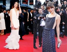 Những bộ váy xấu nhất tại LHP Cannes