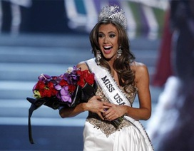 Dung nhan kiêu sa của tân Hoa hậu Mỹ