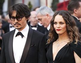 """""""Cướp biển Caribe"""" Johnny Depp tự hào về các con"""