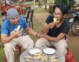 Thư giãn mùa hè cùng hai nghệ sỹ hài hước