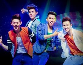 Nụ cười Việt Nam - Dấu ấn đẹp trên hành trình của V.Music