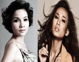 """Những """"sao"""" nữ trùng tên của showbiz Việt"""