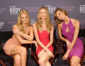 """Dàn chân dài của Victoria's Secret """"đọ dáng"""""""