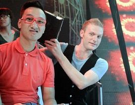 Kyo York và Thành Trung làm MC Đồ Rê Mí