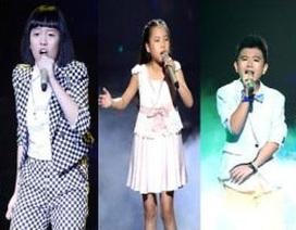 Nhìn lại 15 tài năng của Giọng hát Việt nhí 2013