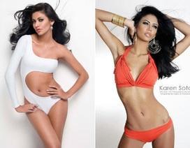 Vẻ đẹp bốc lửa của tân Hoa hậu Venezuela