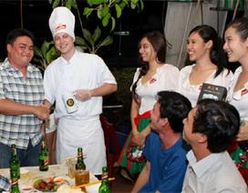 Thưởng thức dòng bia chất lượng Quốc tế ngay tại Việt Nam