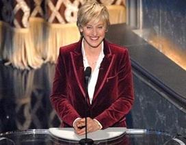 """""""Sao"""" nữ đồng tính sẽ làm MC tại lễ trao giải Oscar 2014"""