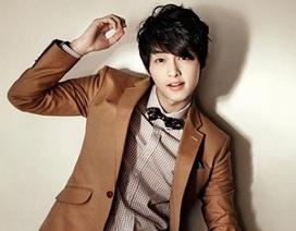 Mỹ nam xứ Hàn Song Joong Ki chuẩn bị nhập ngũ