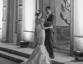 Siêu mẫu Mỹ hé lộ ảnh cưới