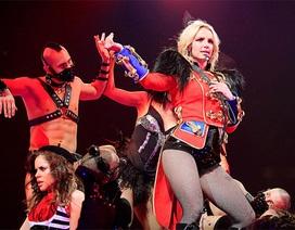 Britney khẳng định sẽ không hát nhép