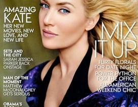 """Ảnh Kate Winslet bị chê """"chỉnh sửa quá đà"""""""