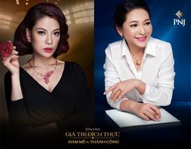PNJ đồng hành cùng vẻ đẹp phụ nữ Việt
