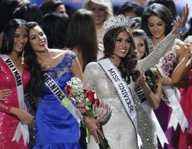 Người đẹp Venezuela giành danh hiệu Hoa hậu hoàn vũ